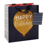 Punga pentru cadou medie - Balloon | Glick
