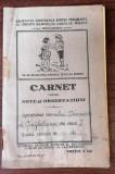 Carnet note Bucuresti
