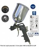 Pistol de vopsit pneumatic 1.5 mm pahar 1000 ml ADLER G-1LHP AD-0208.0