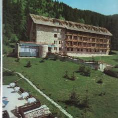 "CPI B 11562 CARTE POSTALA - POIANA BRASOV. HOTEL "" BRADUL"", Necirculata, Fotografie"