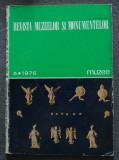 Revista muzeelor și monumentelor nr. 5/ 1976 (red. Lucian Roșu)