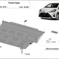 Scut motor metalic Toyota Aygo 2014-prezent