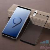 Geam Protectie Display Samsung Galaxy S9 SG960 Acoperire Completa Negru