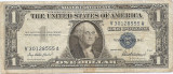 Statele Unite (SUA) 1 Dolar 1957 - (Serie-30128555) P-419