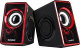 Sistem audio 2.0 Marvo SG 201 6W red