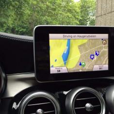 Display Navigatie Mercedes