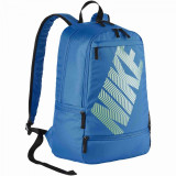 Ghiozdan rucsac Nike Classic Line albastru deschis 45 cm