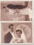 bnk foto - Lot 2 fotografii portrete Foto Imperial Girescu Bucuresti 1939
