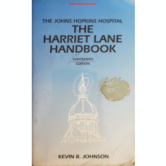 The Harriet Lane Handbook. A Manual for Pediatric House Officers