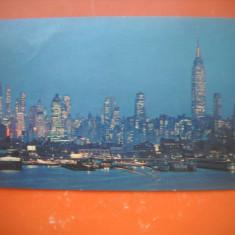 HOPCT 64110  NEW YORK  -SUA - STAMPILOGRAFIE-CIRCULATA