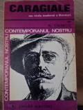 CARAGIALE SAU VARSTA MODERNA A LITERATURII - AL. CALINESCU