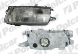 Far Mazda 323 P (BA) 10.1996-12.2000, 323(BH) 10.1996-12.1998 TYC dreapta fata, tip bec H4, reglaj manual/ electric