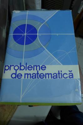 Probleme de matematica cu aplicatii militare Gheorghe Ciobanu, Rolland Eminet foto