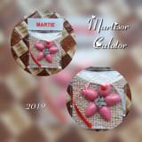 """Martisor Natural """"Model 102"""""""