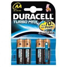 Duracell Baterie alcalina Mignon (AA,R6) 1,5V MX1500 Turbo Max 4 buc