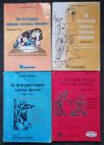 SA DEZLEGAM TAINELE TEXTELOR LITERARE CLASELE V-VIII (4 VOLUME)