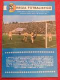 Program meci fotbal SPORTUL STUDENTESC-STEAUA Bucuresti (decembrie 1989)
