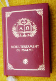 Noul testament cu psalmi, 2002