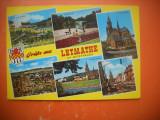 HOPCT 64893  LETMATHE -KRUGER-   GERMANIA-STAMPILOGRAFIE-CIRCULATA