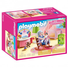 Playmobil Dollhouse– Camera fetitei (PM70210)