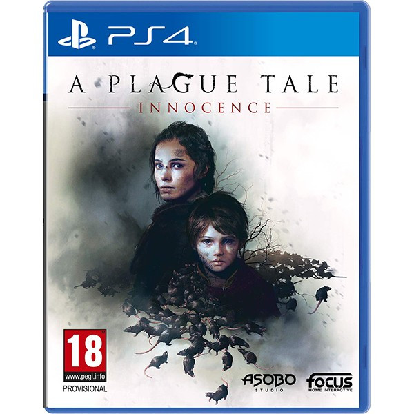 A Plague Tale Innocence Ps4
