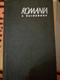 Romania. A guidebook. Un ghid, 1967, Meridiane Publishing House, Bucharest