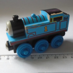 bnk jc Thomas & Friends - locomotiva de lemn - Thomas