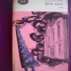 HOPCT  JANE EYRE / JANE EYRE  -VOLUMUL  II  1966 -350  PAGINI