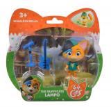 Cumpara ieftin 44 De Pisici Figurina Lampo Cu Microfon Si Chitara