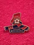 Insigna fotbal - FC BARCELONA