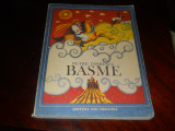 Basme -Petre Ispirescu- ilustratii-Done Stan , 1986. Ed. III a, 1987
