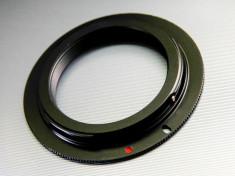 Adaptor M42 – Canon EOS EF, EF-S (toate camerele DSRL) foto