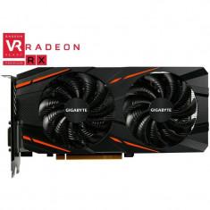 Placa video Radeon RX580 GAMING GDDR5 4GB/256bit, Gigabyte