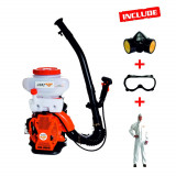 Atomizor Ruris A102 + kit echipament de lucru