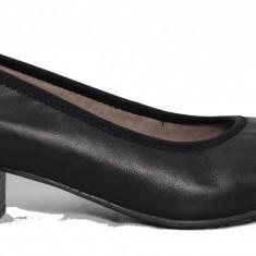 Pantofi dama Jana 8-8-22303-20 022 black nappa