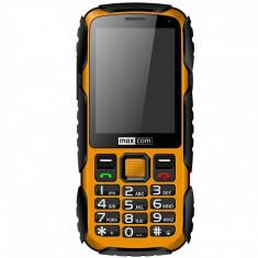 Telefon mobil MaxCom Strong MM920 Single SIM 2G Yellow