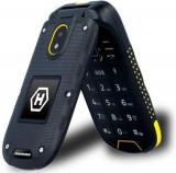 Telefon mobil MyPhone Hammer Bow+, Dual SIM, 3G (Negru)