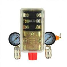 Ansamblu presostat + reductor presiune pentru compresor, 400V, Geko G80324