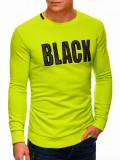 Cumpara ieftin Bluza barbati B1316 - verde-deschis, L, M, S, XL, XXL