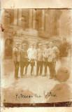 A1044 Ofiteri romani cu sabii anii 1920 perioada regalista