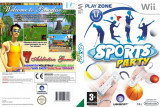 Wii Sports PARTY pt wii classic, mini, Wii U