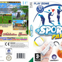Wii Sports PARTY pt wii classic, mini, Wii U