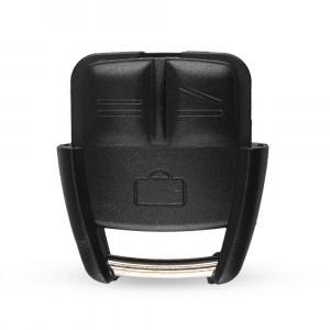 Carcasa cheie auto cu 3 butoane OP-114, compatibil Opel AllCars