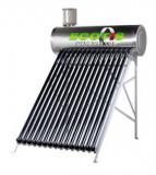 Panou solar 100 litri nepresurizat cu flotor din inox