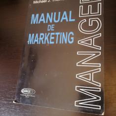 Manual de Marketing - Michael J. Thomas, Codecs, 1998, 679 pag