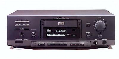 Philips DCC 900 cu telecomanda originala foto