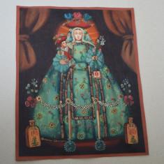 Madona cu pruncul pictura ulei pe panza Peru, Istorice, Realism
