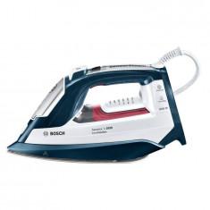 Fier de calcat Bosch TDI953022V 3000W Talpa CeraniumGlissee Alb/Albastru