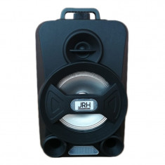 Boxa portabila JRH 61, USB, TF card, 200 W, microfon, telecomanda foto