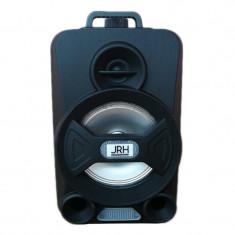 Boxa portabila JRH 61, USB, TF card, 200 W, microfon, telecomanda
